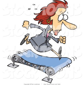stock-cartoon-of-a-sweaty-business-woman-running-by-ron-leishman-1640
