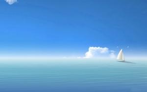 Calm-sea-breeze-notebook-background-images-Desktop-Wallpaper